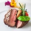 リヴァージュブラン(RIVAGE BLANC):【料理を満喫】贅沢国産牛試食×白亜の邸宅貸切体験×ギフト券付