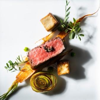 リヴァージュブラン(RIVAGE BLANC):【極上の逸品】ジュワッと肉汁溢れる国産牛試食×商品券1万円付