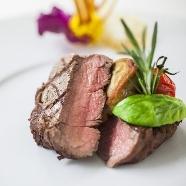 THE GEORGIAN TERRACE(ザ・ジョージアンテラス):国産牛サーロインステーキ無料試食付★ガーデンパーティフェア♪