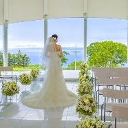 ザ・ウィンザーホテル洞爺リゾート&スパ:目の前に広がる海と山。北海道ならではの景色の中で結婚式☆