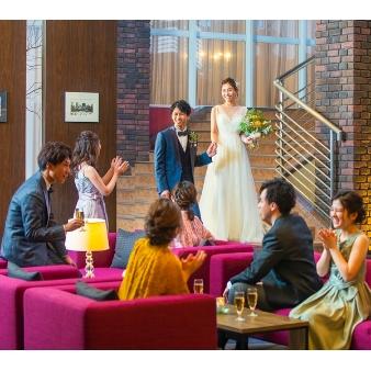 ザ・マーキーズ ホテル&ウエディング:【家族婚&少人数婚】最短2ヶ月!試食付きフルサポート相談会