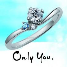 宝石のマルモ_Only you イノセントブルー(アクアマリン)シリーズ
