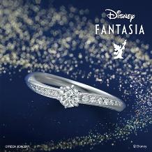 宝石のマルモ_【ディズニーファンタジア】-ファンタジアの魔法-幸せのおまじないサムシングブルー