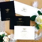 結婚式招待状:b-square(ブレインズスクエア)