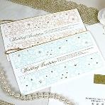 結婚式招待状:B-Square(ビースクエア)
