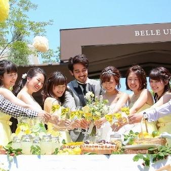 BELLE UN JOUR(ベルアンジュール)のフェア画像
