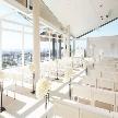 ランブイエ 神戸迎賓館:【ロケーション重視の方!】海を眺めながらの贅沢試食付きフェア