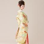 和装、白無垢、色打掛、黒引:BRIDAL TowaNi(トワニ)