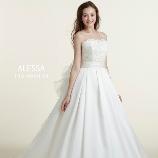 BRIDAL TowaNi(トワニ):【ホテルや大聖堂にもオススメ】シンプルだけど大人かわいいウェディングドレス