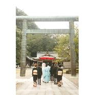 岐阜護国神社せいらん会館:【~30名様の結婚式&会食】感謝の想いを形に。本殿挙式相談会
