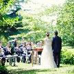 世田谷美術館レストラン ル・ジャルダン:【少人数・家族婚】挙式&プチ披露宴 感謝を伝える結婚式相談会