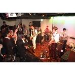 Club MARUYAMA59:バンド演奏で会場大盛り上がり!