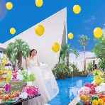 ・・★星空チャペル★・・ ALILAGARDEN RESORT(アリラガーデンリゾート)のフェア画像