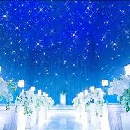 ・・★星空チャペル★・・ ALILAGARDEN RESORT(アリラガーデンリゾート):【人気爆発!!】☆★青空と星空★☆2wayチャペル見学会