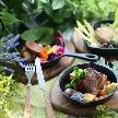 アリラガーデンリゾート:【平日限定】リゾート空間でおもてなし♪シェフ特製料理試食会