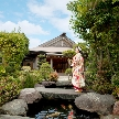 The ORANGER GARDEN ISUZUGAWA (ザ・オランジェガーデン五十鈴川):【伊勢でおもてなし】縁結びの神様が宿る神殿見学会
