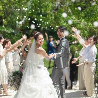 The ORANGER GARDEN ISUZUGAWA (ザ・オランジェガーデン五十鈴川):ふたりとゲストの笑顔を大切に【おもてなしが伝わるW】フェア♪
