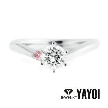 弥生貴金属の婚約指輪&結婚指輪