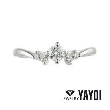 YAYOI BRIDAL(弥生貴金属)_デイリーに煌めくダイヤモンド