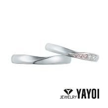 YAYOI BRIDAL(弥生貴金属)の婚約指輪&結婚指輪
