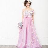 ブライトブルー:【ゼクシィフェスタ福岡@9/22】ドレスショーモデル出展 カラードレス
