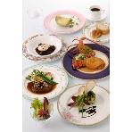 a resturangel Kobekan:【Wedding course】味だけではなく、見た目にも華やかなシェフ自慢の創作フルコース。