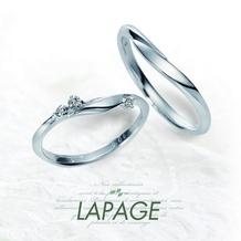LAPAGE(ラパージュ)_【LAPAGE】フルールコレクション~トレフル可愛らしさと華やかさのあるデザイン