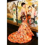 ウエディングドレス:和ドレス・ウエディング エンジェルキッス