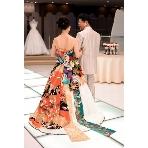 カラードレス、パーティドレス:和ドレス・ウエディング エンジェルキッス