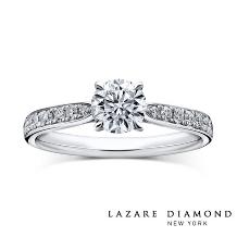 ラザール ダイヤモンド ブティック_「ずっと、そばに・・」その揺るぎない意思と、 願いを込めた永遠にきらめく贈り物。
