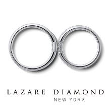 ラザール ダイヤモンド ブティック:【グレートヒル】「包み込む優しいフォルムにふたりの絆を刻んで」