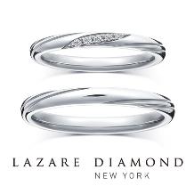 ラザール ダイヤモンド ブティック_【レンブラント】奇跡のような光に導かれ未来へと輝くふたりの愛