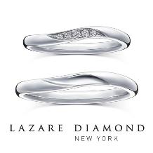 ラザール ダイヤモンド ブティック_【クリーク】たゆみなく流れる小川のように清く美しい未来を描く