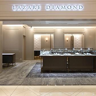 ラザール ダイヤモンド ブティック:大名古屋ビルヂング店<11/2(金) NEW OPEN>