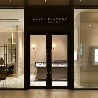 ラザール ダイヤモンド ブティック:札幌赤れんが テラス店