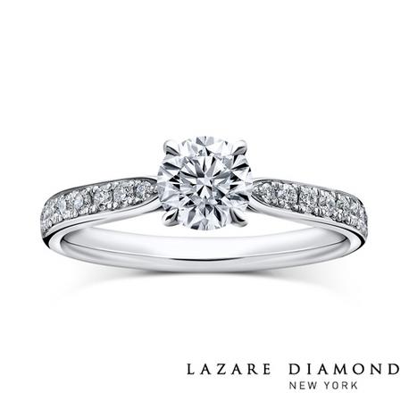ラザール ダイヤモンド ブティック:「ずっと、そばに・・」その揺るぎない意思と、 願いを込めた永遠にきらめく贈り物。