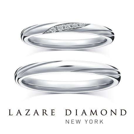 ラザール ダイヤモンド ブティック:【レンブラント】奇跡のような光に導かれ未来へと輝くふたりの愛