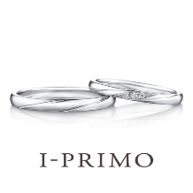 I-PRIMO(アイプリモ):【本誌掲載中】<ケイローン>寄り添うふたりをイメージした品のあるデザイン
