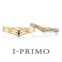 I-PRIMO(アイプリモ):【本誌掲載中】<ハトゥール>V字デザインとメレダイヤで上品さと丁度良い華やかさを