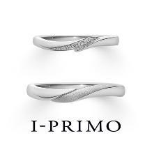 I-PRIMO(アイプリモ):【本誌掲載中】<ノクターナル>重なりあう波のような優美なラインが上品なリング