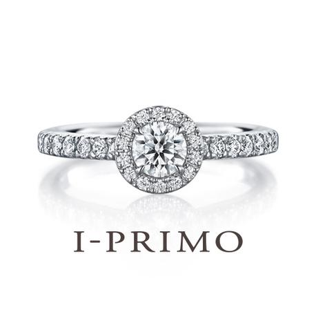 アイプリモ:【フォーマルハウトete】メレダイヤに包まれたセンターダイヤモンドの華麗な彩り