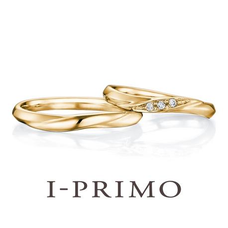 I-PRIMO(アイプリモ):【ルキナYG】細身のアームで指が美しく見える、シンプルな人気リング!