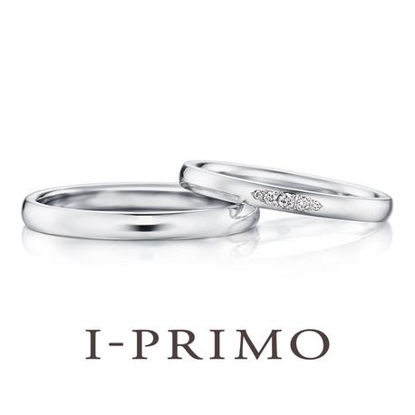 アイプリモ:【ユノー】なめらかな仕上げとダイヤのグラデーションが美しいシンプルリング