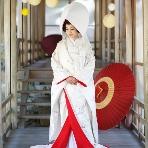 和装、白無垢、色打掛、黒引:ONDE ROSSO BRIDE(オンデロッソ・ブライド)