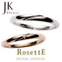 JKPlanet(JKプラネット)_【JKPlanet】『ロゼット』DESTINATION~目的地~ 結婚指輪