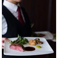 モルトン迎賓館 青森:【料理重視の方へ】倉石牛サーロイン試食付きフェア