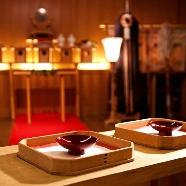 松楓閣:【由緒正しい神前式】古式ゆかしき料亭挙式◆館内神殿見学フェア