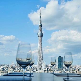 東武ホテルレバント東京:【少人数婚に】6名様~&最上階レストラン&会食フェア〈試食付〉