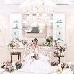 東武ホテルレバント東京:【20名~少人数婚に】アットホームウエディングフェア〈試食付〉