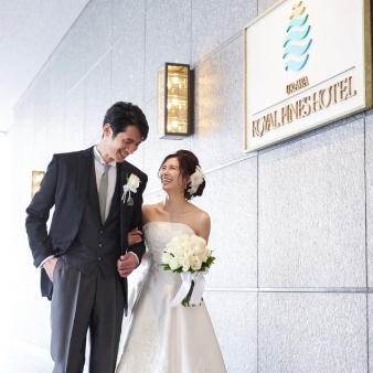 浦和ロイヤルパインズホテル:【初めて見学の方にも♪】会場&ホテル館内見学丸ごと安心相談会